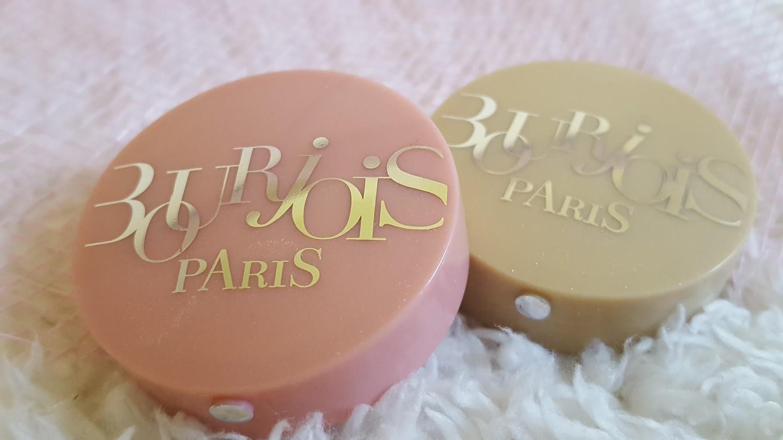 Bourjois Paris / cienie mgiełki do powiek