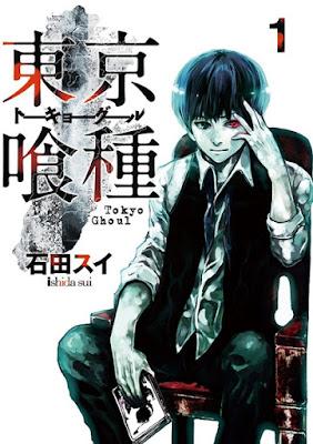 Manga Tokyo Ghoul Volume 01