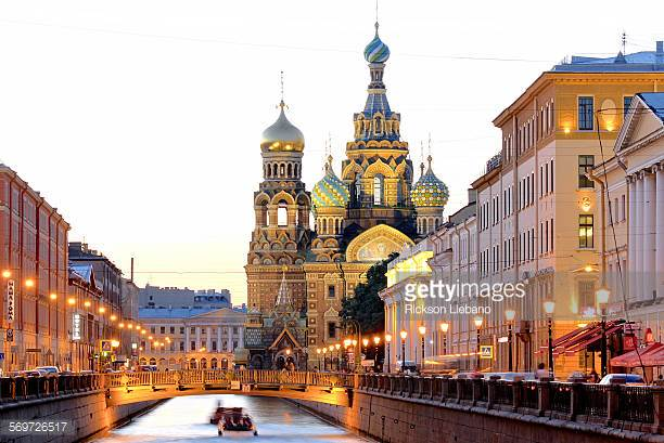 St Petersburg Was A City Of Canals And Bridges Built By Peter The Great Out What Had Once Been Swampland At Cost Lives Men Who Toiled