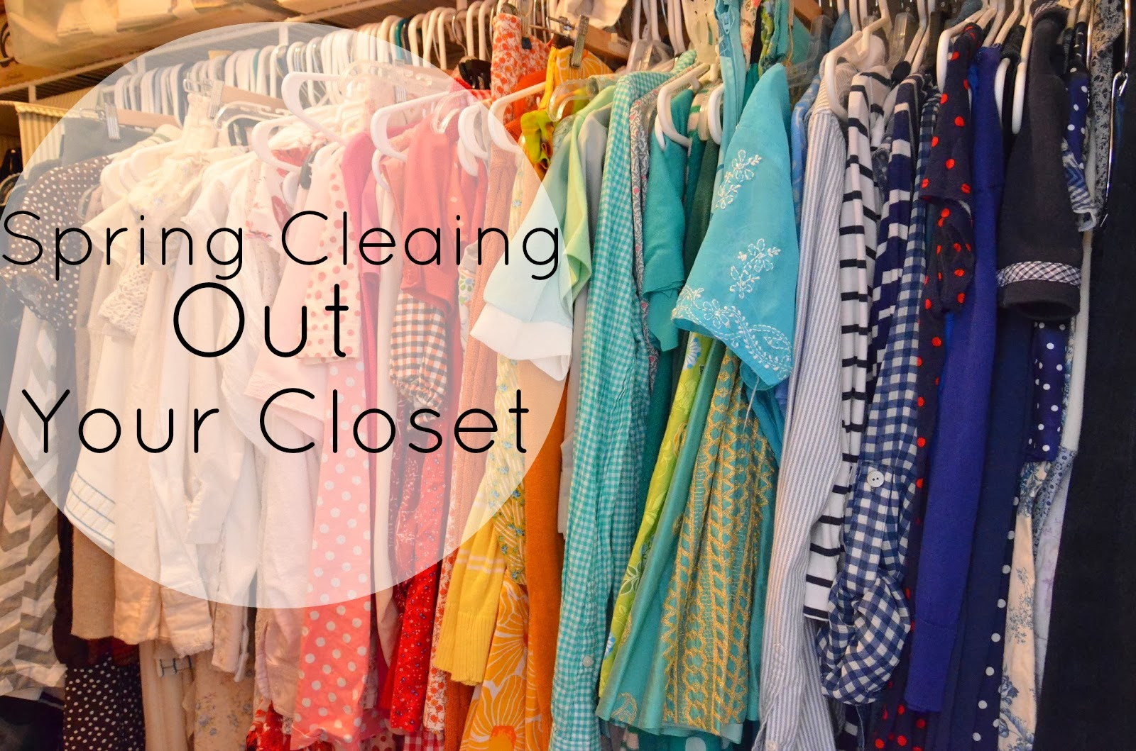 Bramblewood fashion modest fashion beauty blog spring - Cleaning out your closet ...