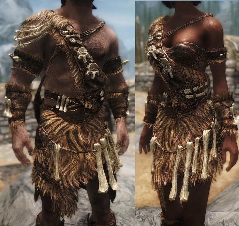 Giants Cloth Armor [CBBE/UNP/CBS/UBS] ~ Eskyrim