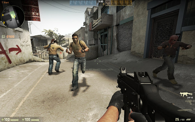 Counter Strike Global Offensive Espa 209 Ol Descarga Directa