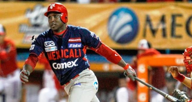 Ahora mismo, el cubano Yunieski Betancourt disfruta al máximo su ciclo en la Liga Mexicana del Pacífico como pieza clave de los Aguilas de Mexicali