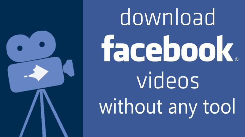 Cara Download Video Dari Facebook Tanpa Aplikasi - TIPS