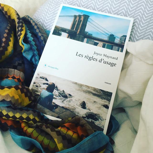 Chronique littéraire Les règles d'usage par Mally's Books