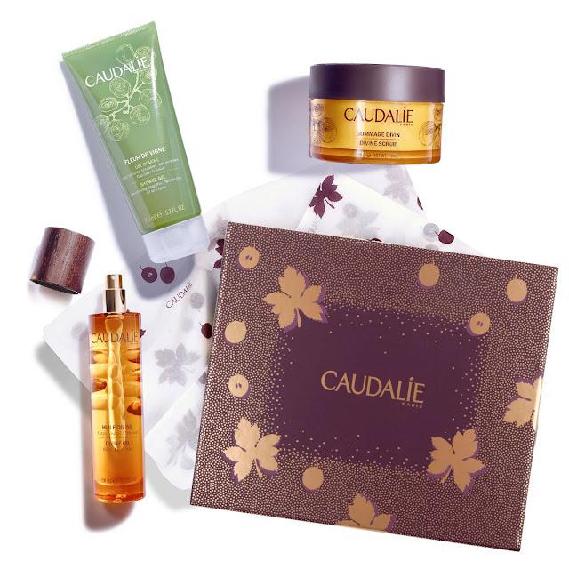 Caudalie Divine Gift Set