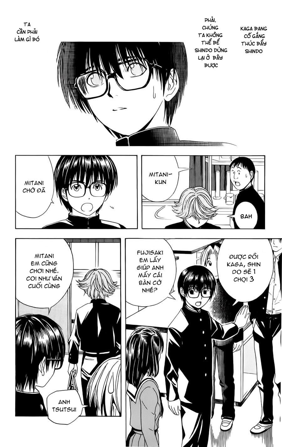 Hikaru No Go hikaru no go chap 42 trang 15