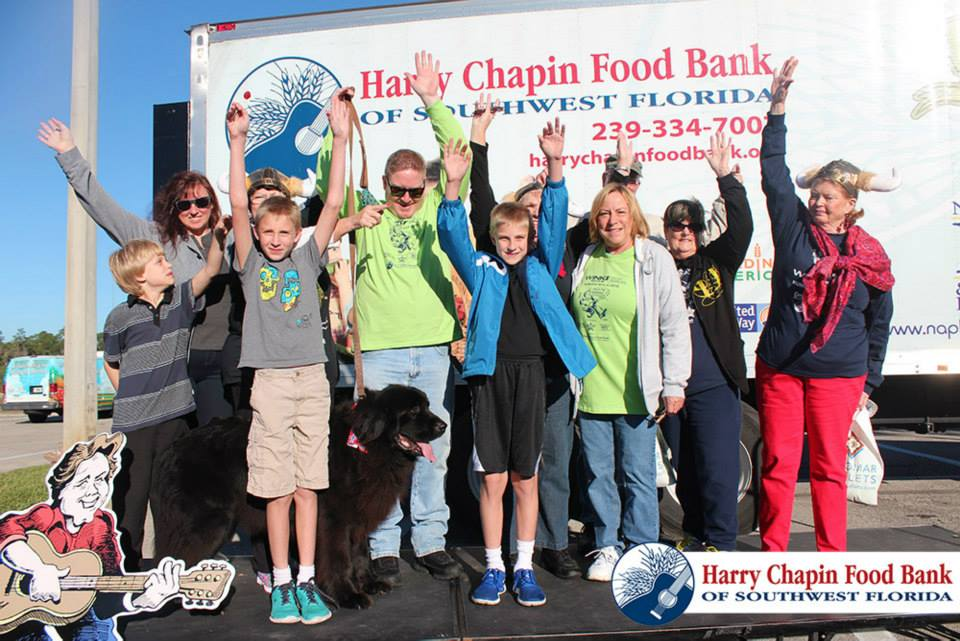 Positive Vibes Only: History of Harry Chapin Food Bank's ...