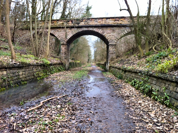 Thorpe Arch Railway Bridge