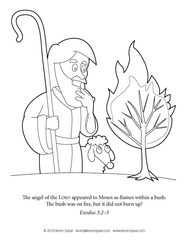 Cloë & Tallulah: The Church Dogs: Moses and the Burning Bush