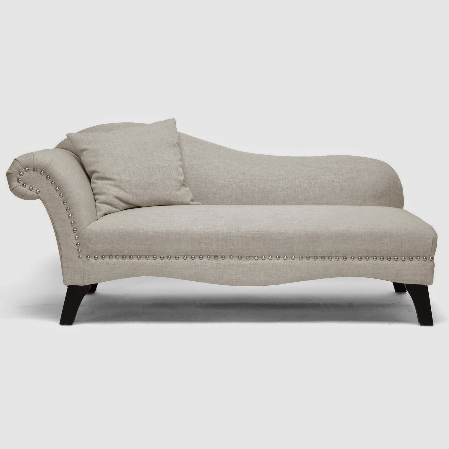 Chaise lounge sofa fainting couch for Chaise bed sofa