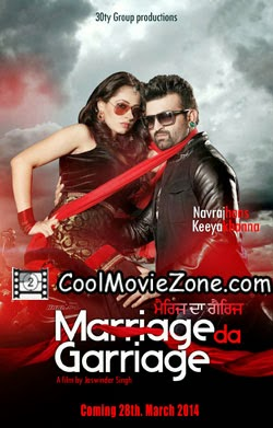 Marriage Da Garriage (2014) Punjabi Movie