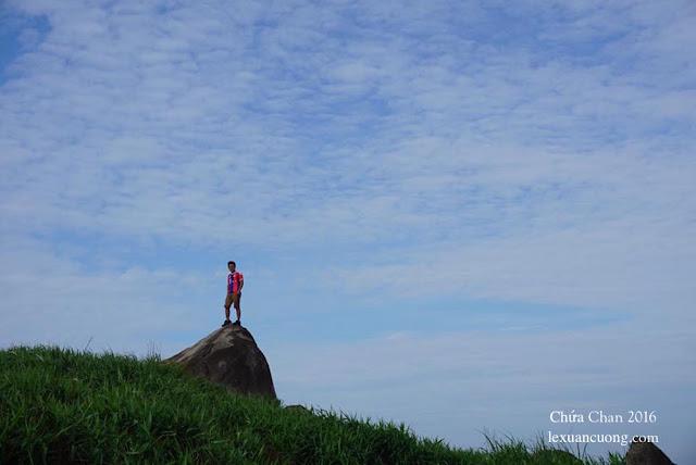 Núi Chứa Chan