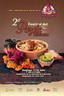 festival del pozole mixteco