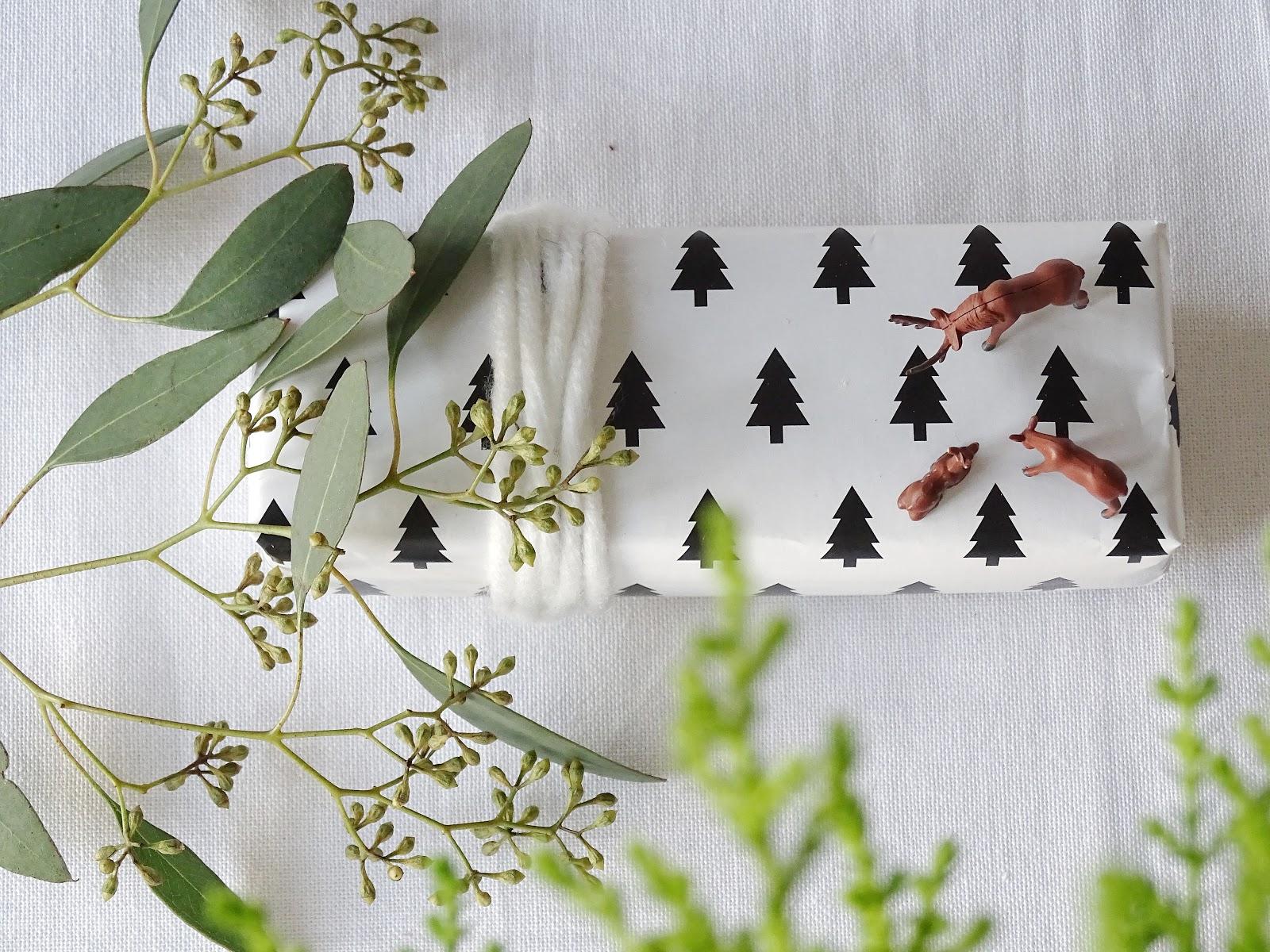 Geschenke schön, besonders, schnell & einfach, natürlich, skandinavisch-frisch ohne viel Aufwand verpacken - https://mammilade.blogspot.de