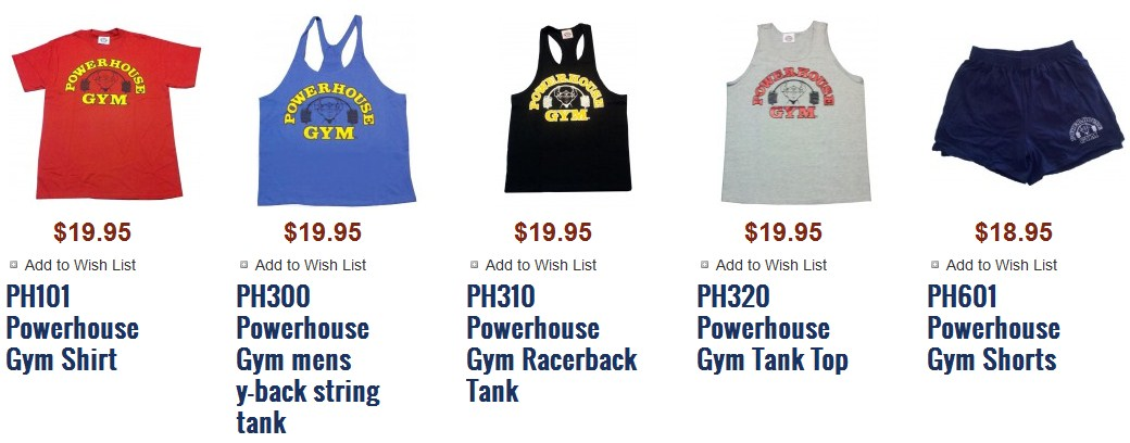 d2ea3ace50854 Are you searching powerhouse gym clothes   Please don t waste your time  check our available products and go our main page.