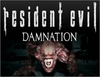 Resident Evil Damnation Movie