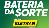 Promoção Bateria dá Sorte Eletran