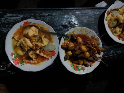 kupat blengong tegal masakan tradisional tegal gan