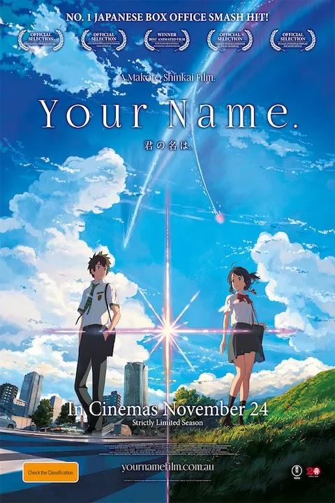 Your Name(Kimi no Na wa
