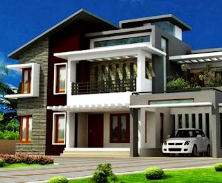 Desain Model Atap Rumah Minimalis Terindah yang Mungkin Belum Pernah Anda Lihat