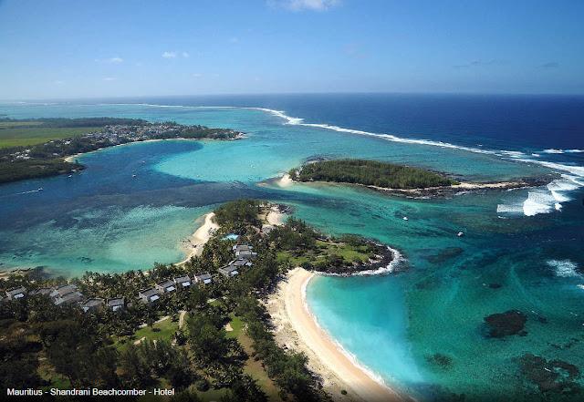 Beachcomber Shandrani Mauritius, Ansicht
