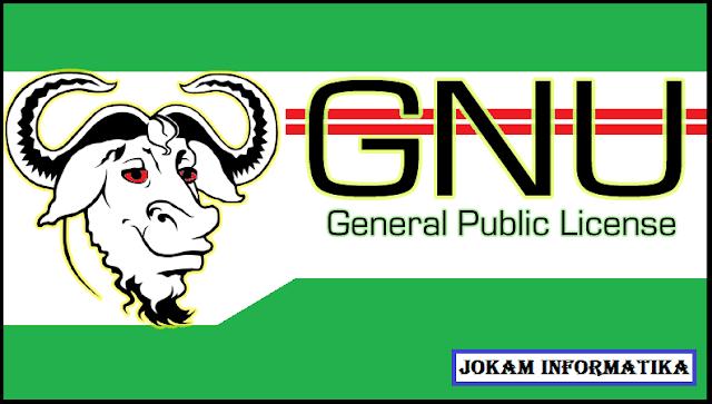 Pengertian GNU/Linux Atau GPL (General Public License) - JOKAM INFORMATIKA