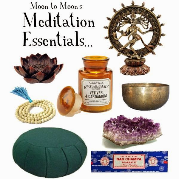 Moon To Moon Meditation Essentials Guide