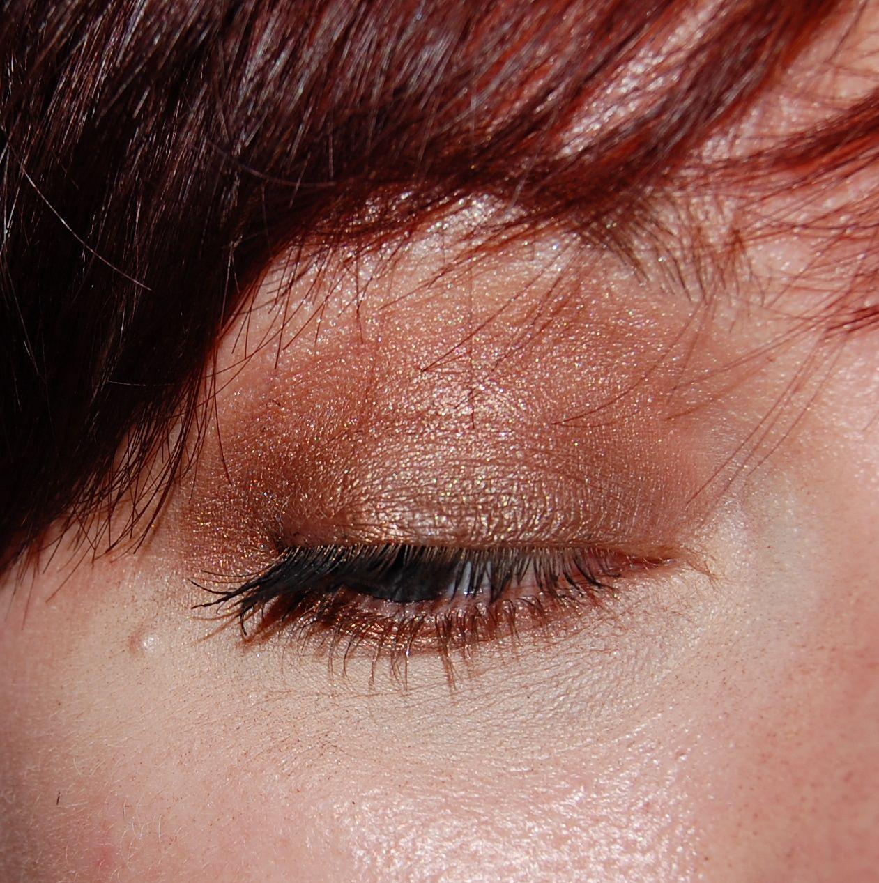 Glam'Eyes HD Quad Eyeshadow Palette - English Oak by Rimmel #7