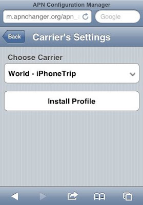 apn settings iphone how to change network carrier apn settings automatically 10083