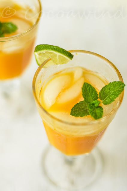 Mango Lemonade: Ingredient of the Month ~ An Ode to Summer