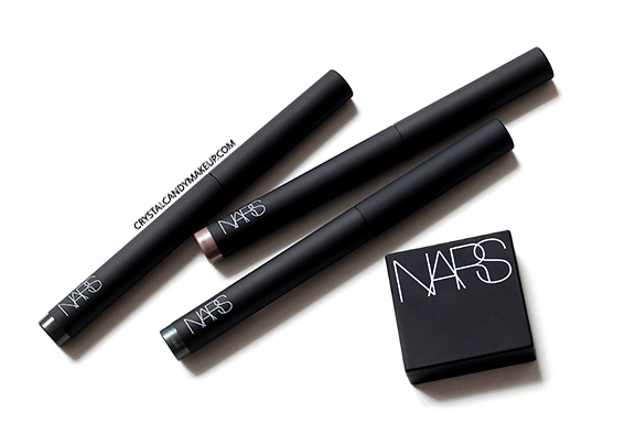 NARS Fall 2015 Color Collection Velvet Shadow Stick Sukhothai Oaxaca Aigle Noir Telesto Review