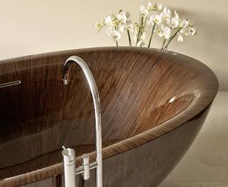 Hiện đại hơn khi kết hợp cùng bộ vòi nước tối giản