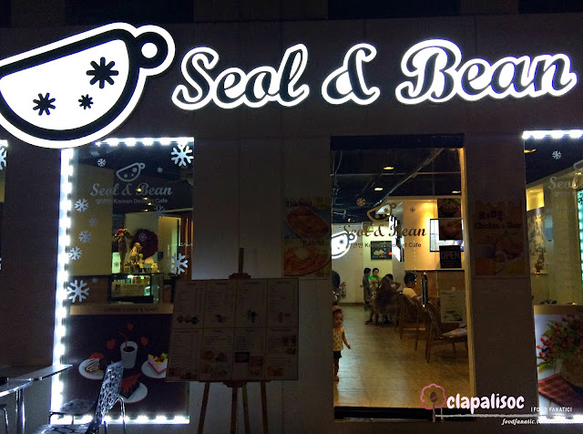 Seol and Bean Fort Strip, BGC