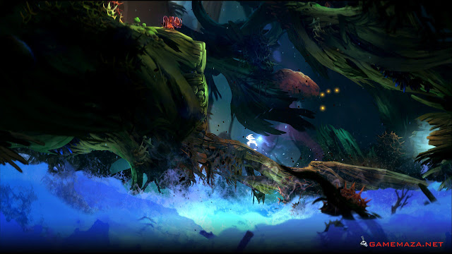 Ori and The Blind Forest Gameplay Screenshot 1