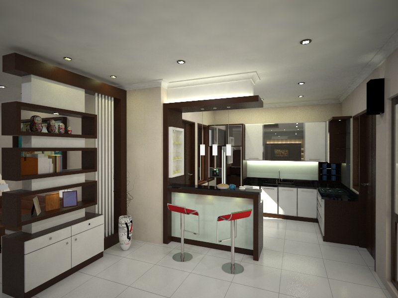 Pemisah Ruang Tamu Dan Makan Desainrumahid