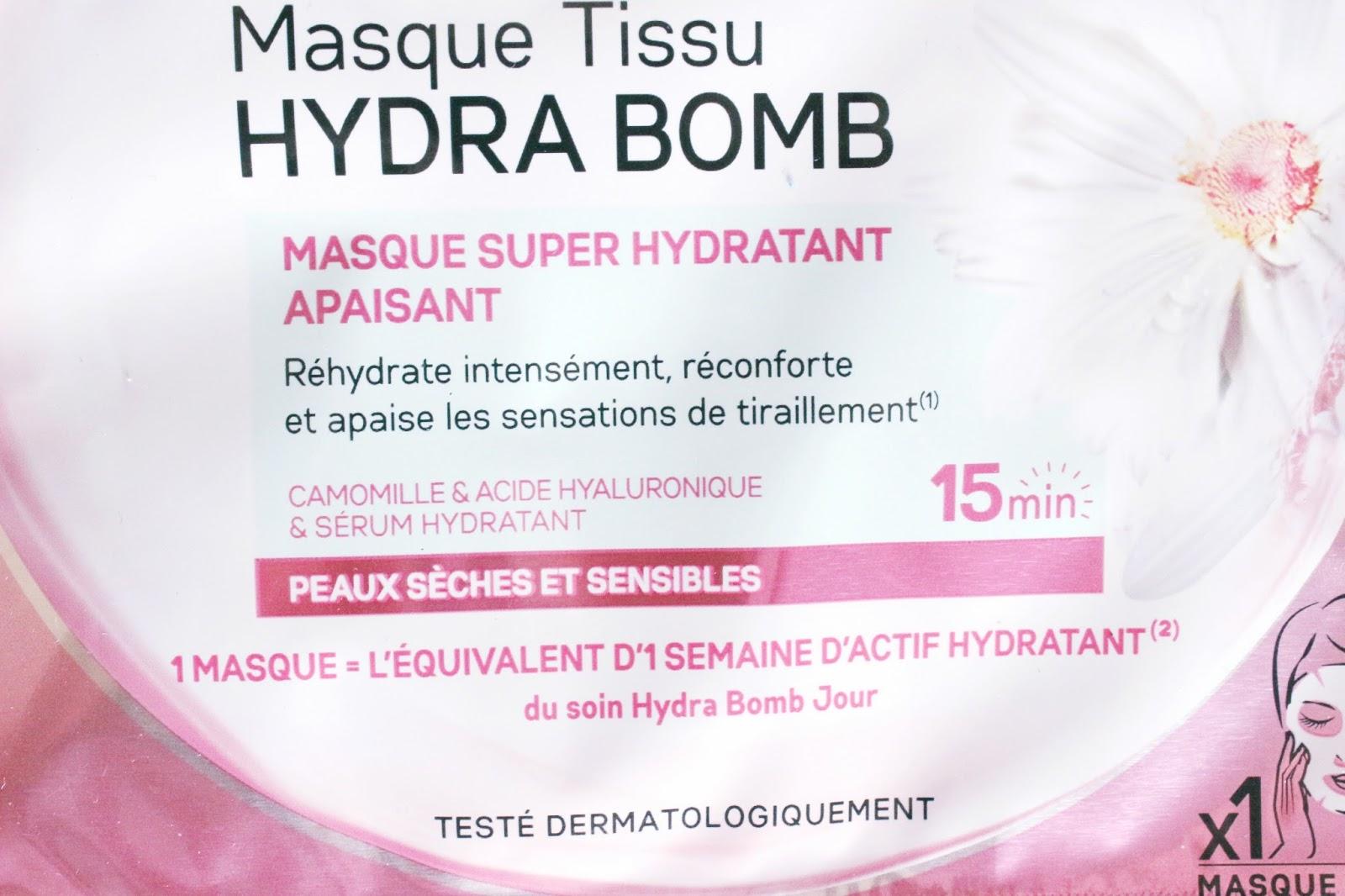 Hydra Bomb Garnier