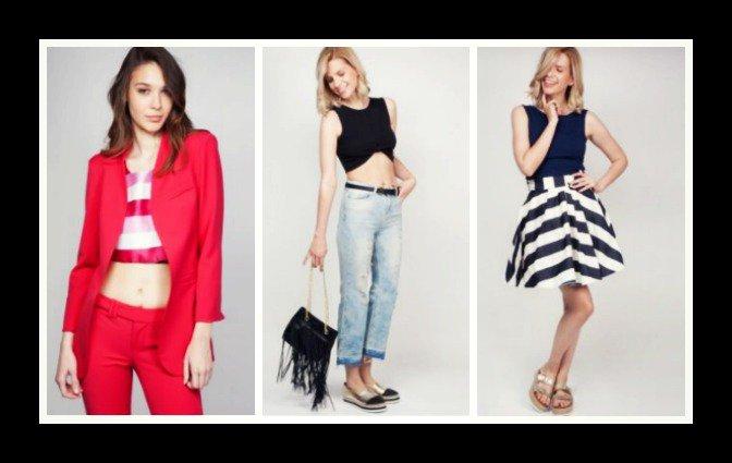 da7e4ab7cc90 Γυναικεία ρούχα Lynne για άνοιξη-καλοκαίρι 2016 | Fashion Magazino