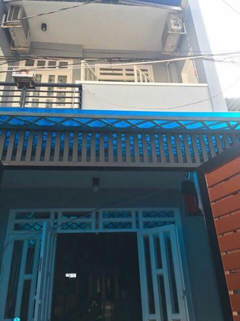 Bán Nhà hẻm Phan Huy Ích P12 Gò vấp 3,3 tỷ