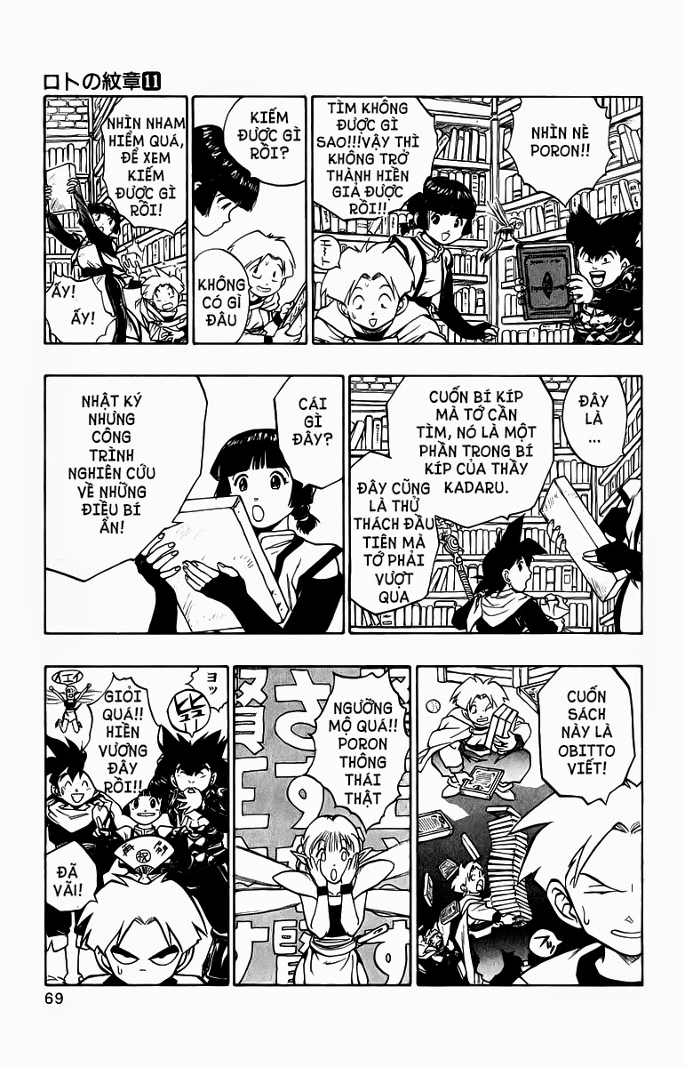 Dragon Quest: Emblem of Roto chap 39 trang 20