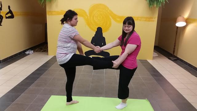 Yoga giúp cho người bị khuyết tật những lợi ích gì ?