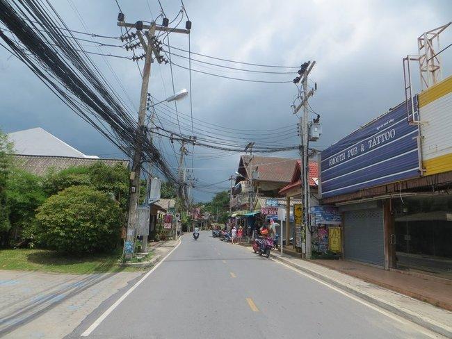 Пасмурный Таиланд