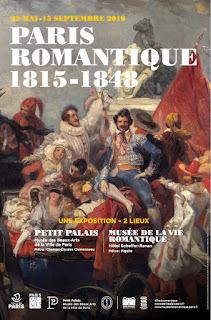 Paris Romantique 1815-1848 - Du 22 mai au 15 septembre 2019 - Eugène Lami, Scène de Carnaval, 1834.