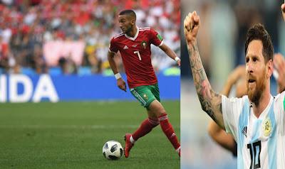 Le prix des billets pour le match amical de l'équipe nationale marocaine contre l'équipe argentine