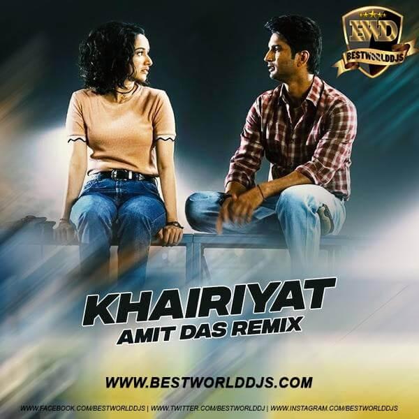 Khariyat (Remix) - Amit Das mp3 song