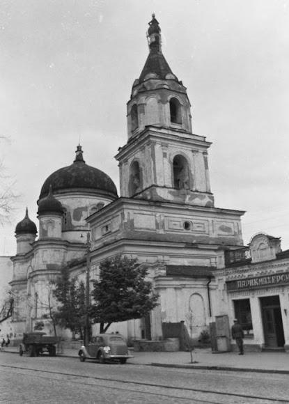 Житомир. Свято-Михайлівська церква. Автор фото – Тамаш Конок