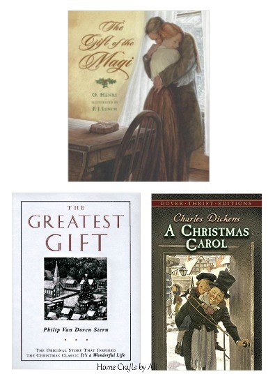 Christmas Books Short Stories Classics
