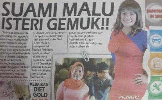 Akibat Isteri Sudah Tidak Cantik, Suami Mengaku Curang