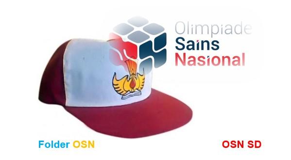 Geliat penyambutan Olimpiade Sains Nasional yang akan digelar di Padang Arsip OSN:  Geliat Seleksi OSN 2018 Tingkat Sekolah Dasar