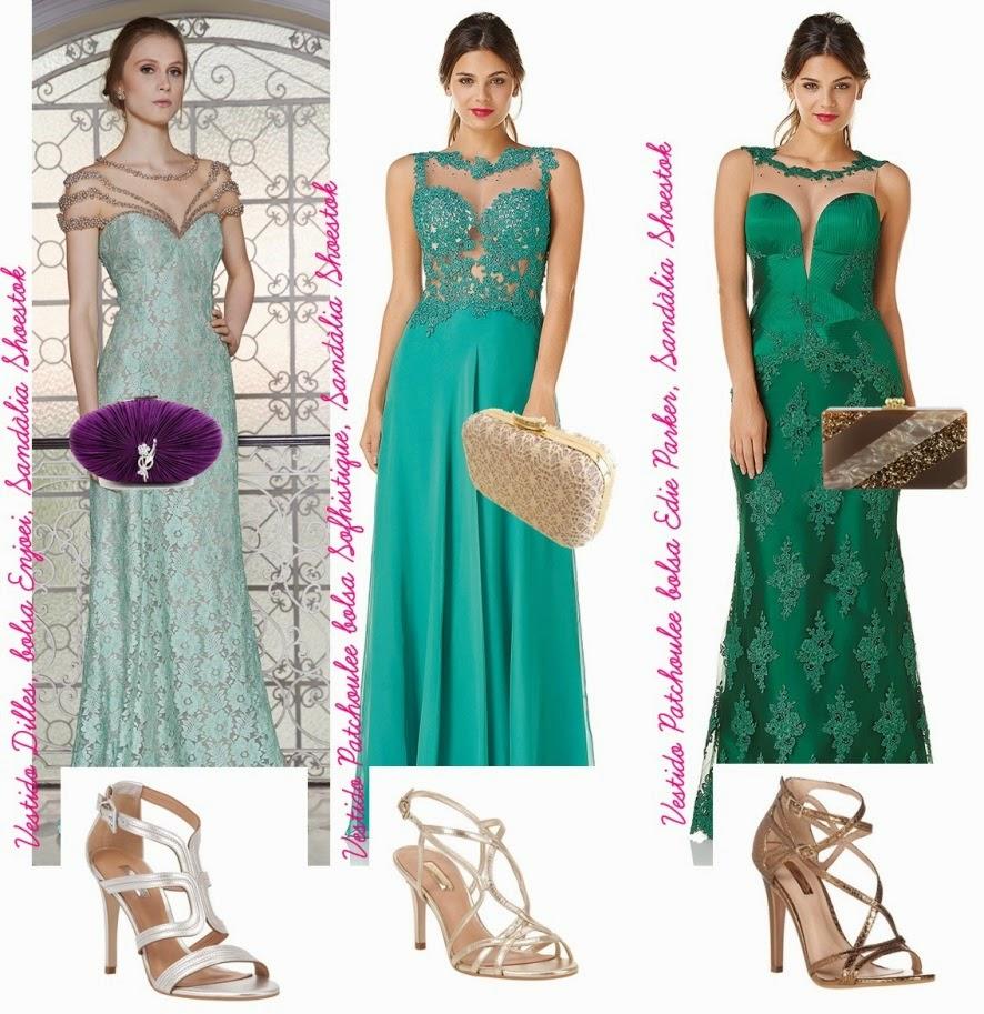 Bolsa De Festa Para Vestido Rosa : A cor de bolsa sand?lia e maquiagem para usar com vestido